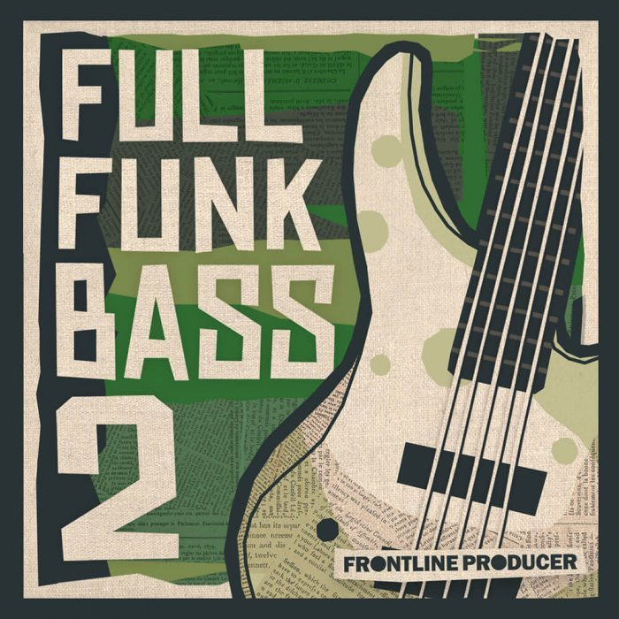 Frontline Producer Full Funk Bass 2