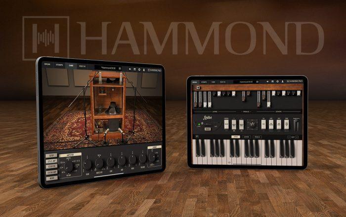 IK Multimedia Hammand B 3X for iPad