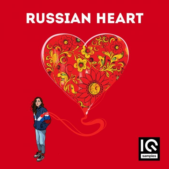 IQ Samples Russian Heart