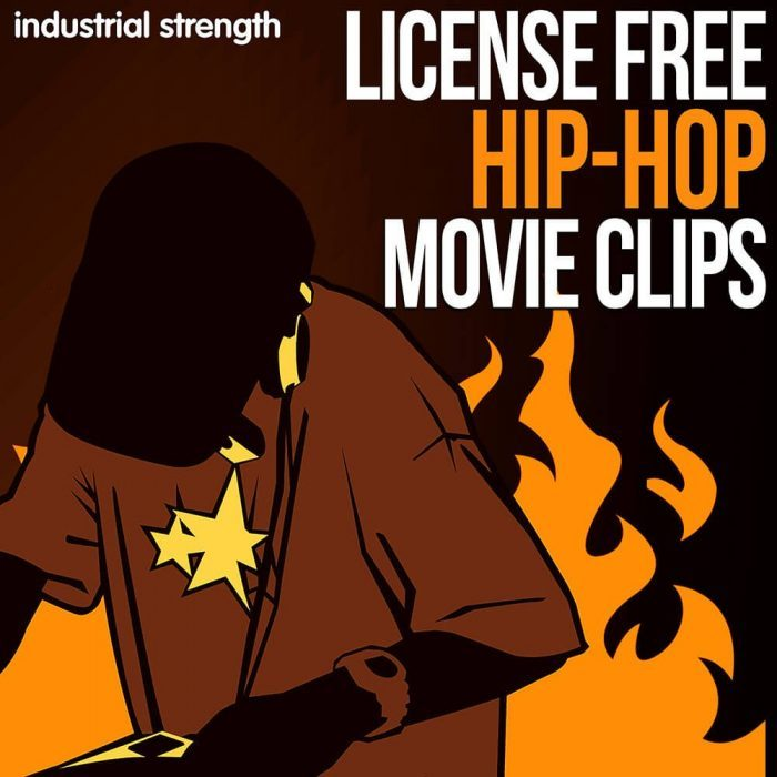 Industrial Strenght License Free Hip Hop Movie Clips