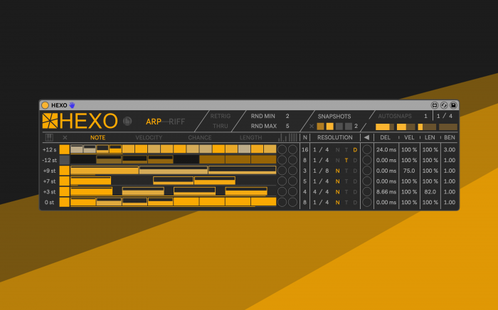 K Devices HEXO Max for Live