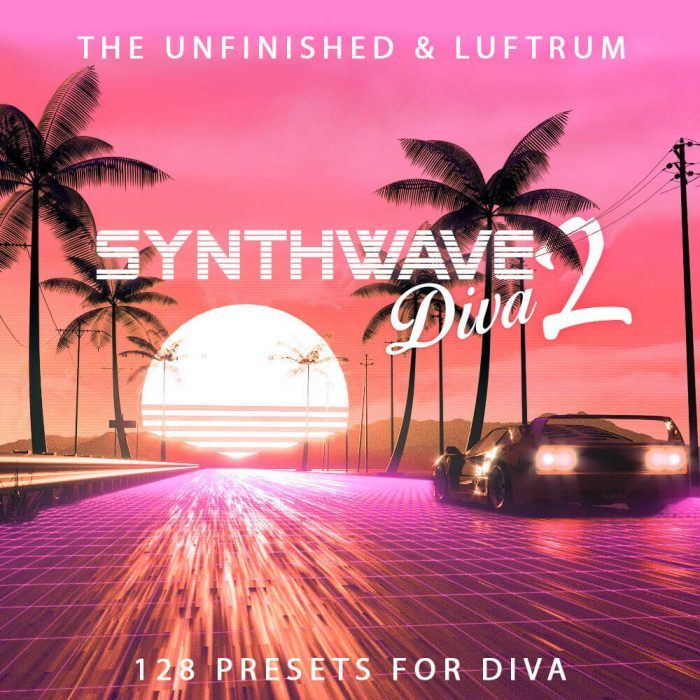 Luftrum Synthwave Diva 2