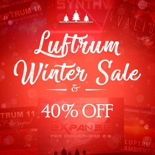 Luftrum Winter Sale 2019