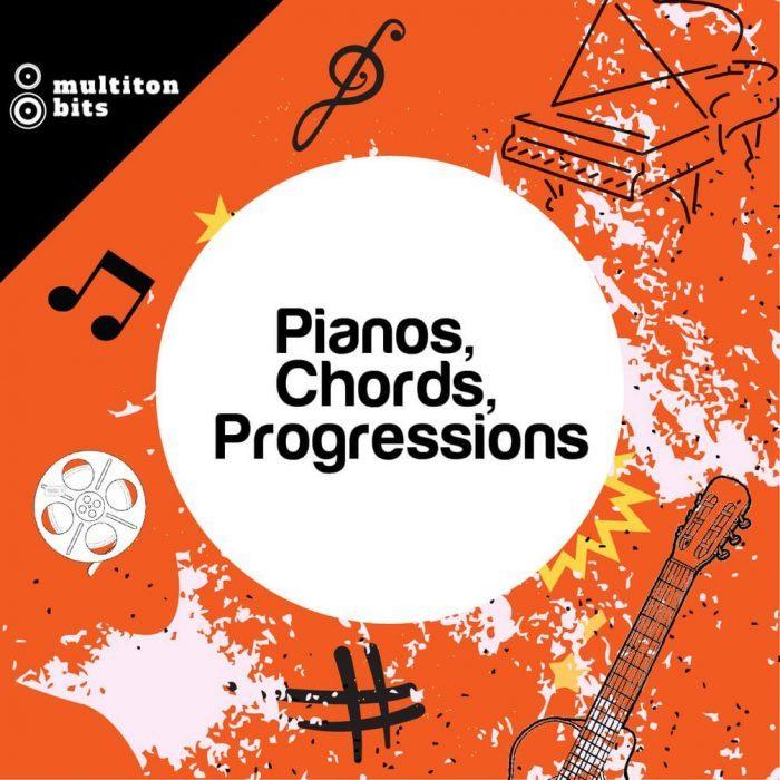 Multiton Bits Pianos Chords Progressions
