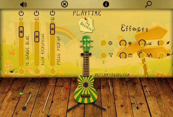Relekt Audio Playtime