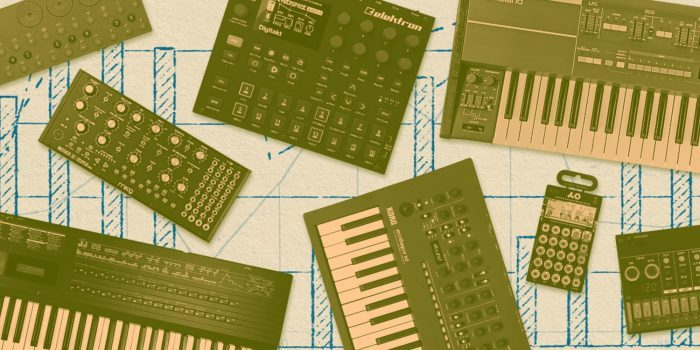 Reverb Best Selling Synths and Drum Machines