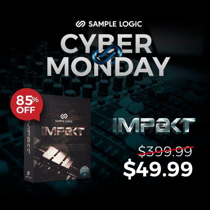 Sample Logic Impakt Cyber Monday