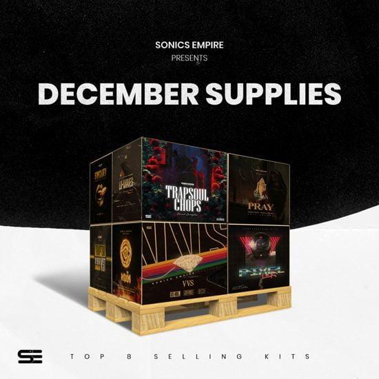 Sonic Empire December Supplies