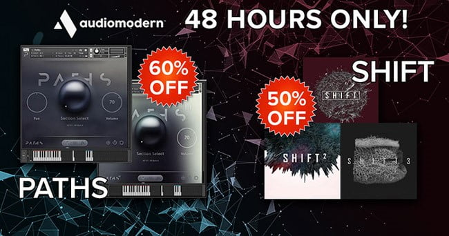 Audiomodern 60% OFF