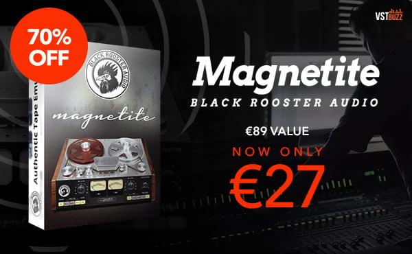 VST Buzz Black Rooster Audio Magnetite