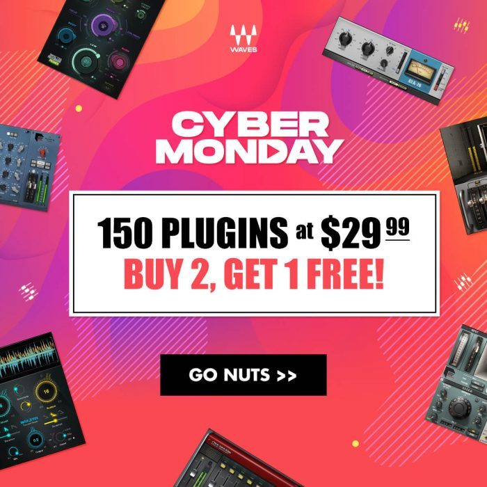 Waves Cyber Monday 2019