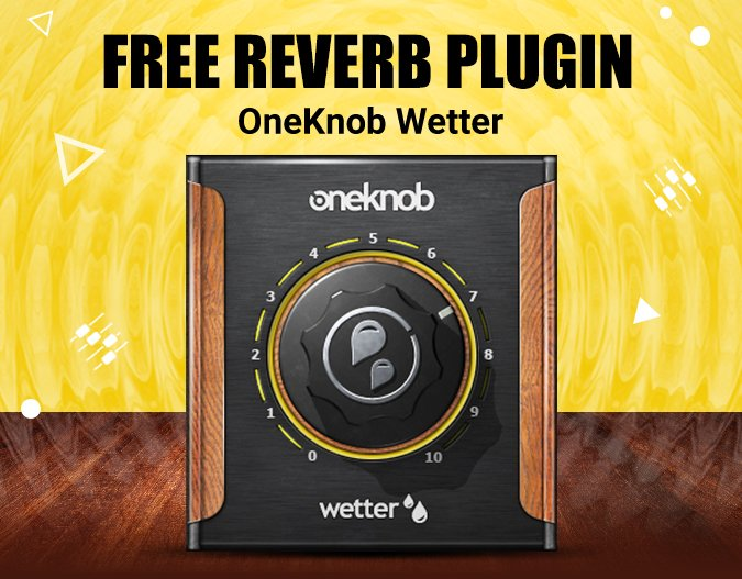 Waves OneKnob Wetter FREE download