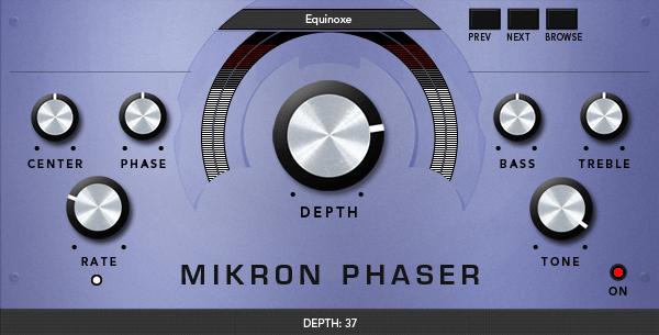 112dB Mikron Phaser