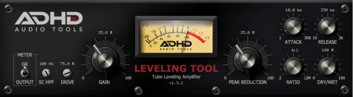 ADHD Leveling Tool 132