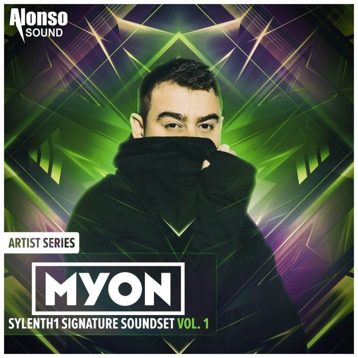 Alonso Sound Myon Sylenth1 Signature Soundset Vol 1