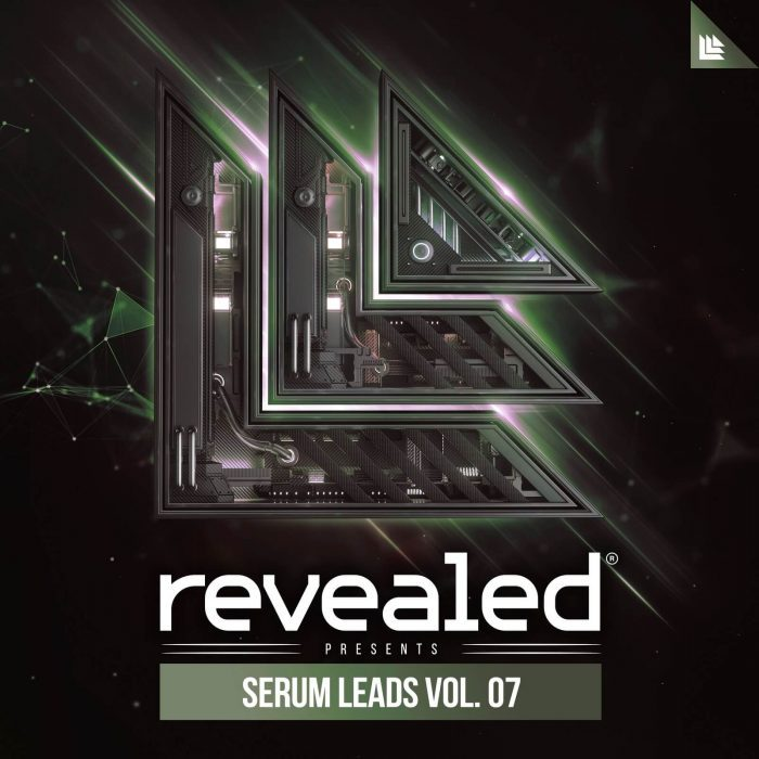 Alonso Sound Revealed Serum Leads Vol 7