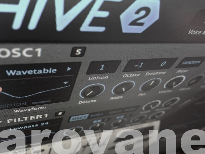 Arovane Pulse for Hive 2