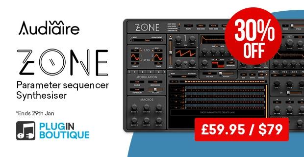 Audiare Zone 30 Sale