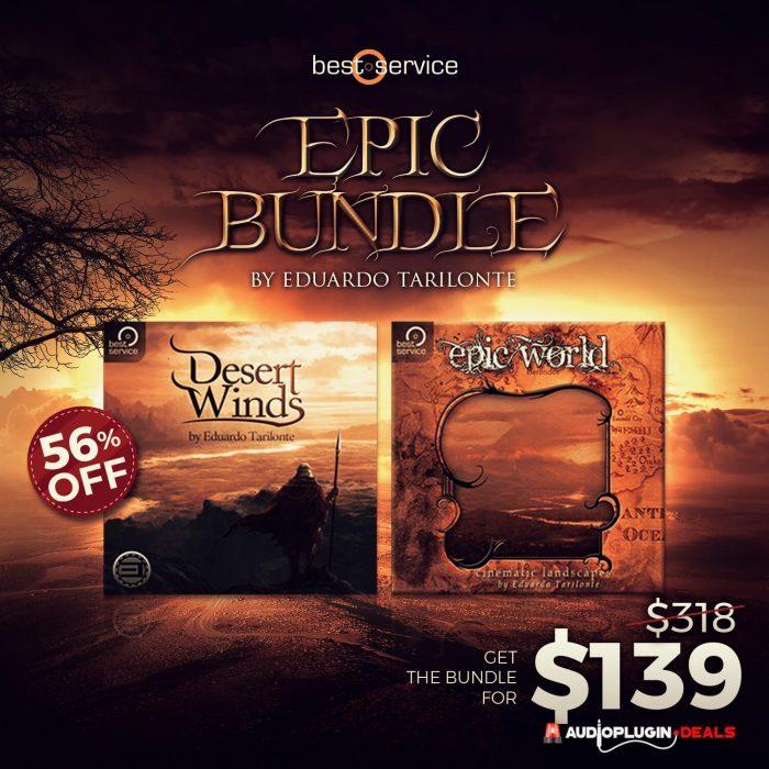 Audio Plugin Deals Epic Bundle by Eduardo Tarilonte