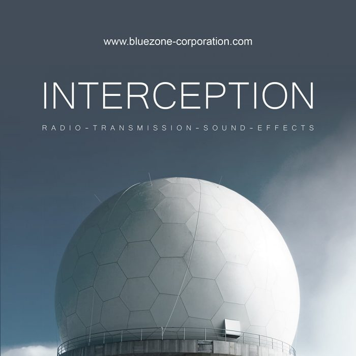 Bluezone interception radio transmission sound effects