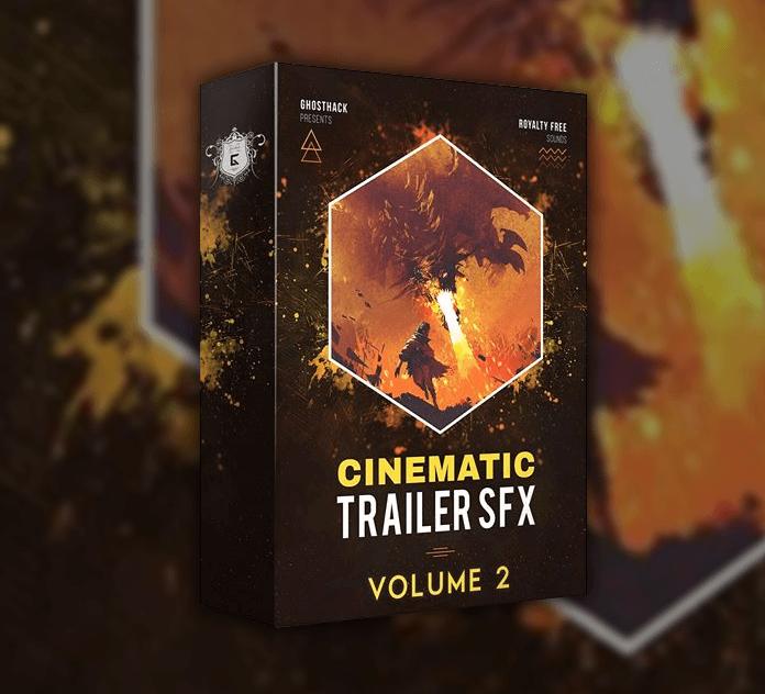 Ghosthack Cinematic Trailer SFX Vol 2
