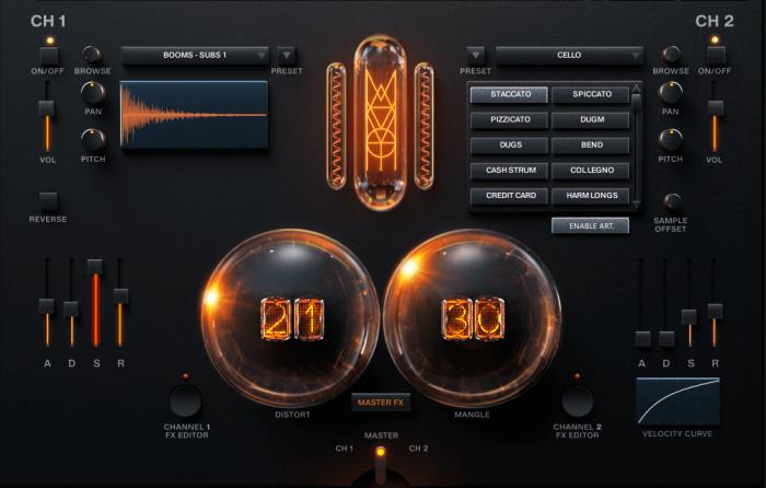 Mammoth Audio Denisty