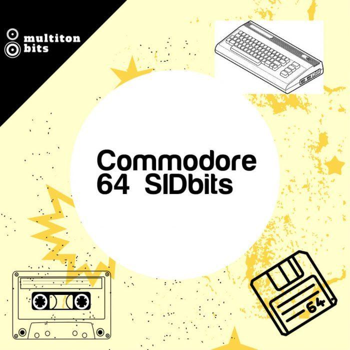 Multiton Bits Commodore 64 SIDbits