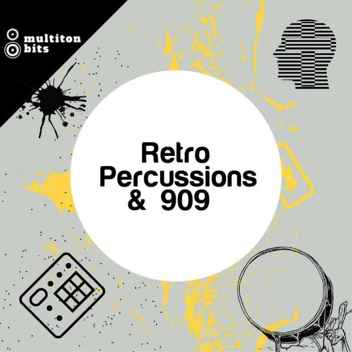 Multiton Bits Retro Percussions & 909