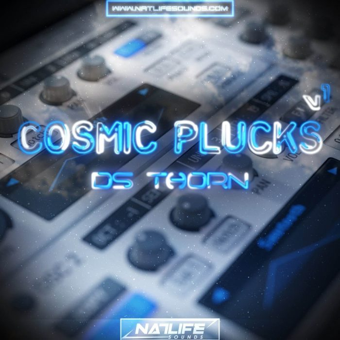 NatLife Sounds Cosmic Plucks V1 for DS Thorn