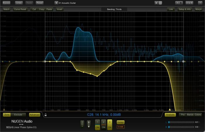 Nugen Audio SEQ S