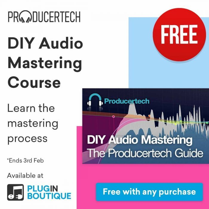 PIB Producertech DIY Audio Mastering FREE