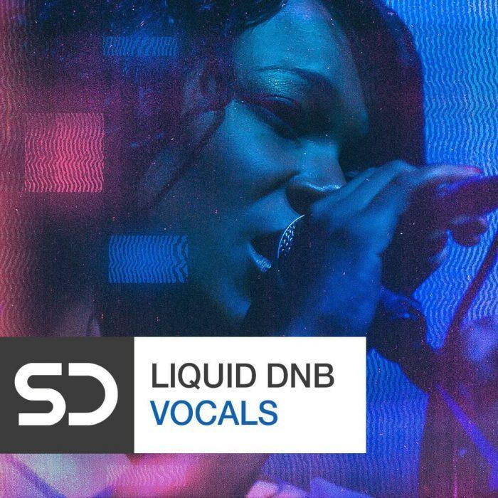 Sample Diggers Liquid DnB Vocals