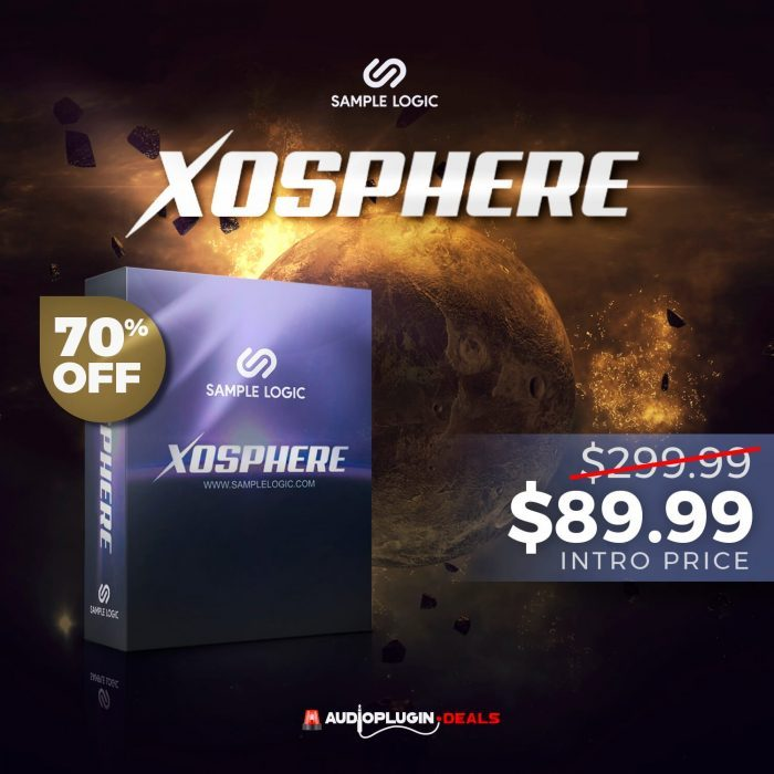 Sample Logic Xosphere 89 USD