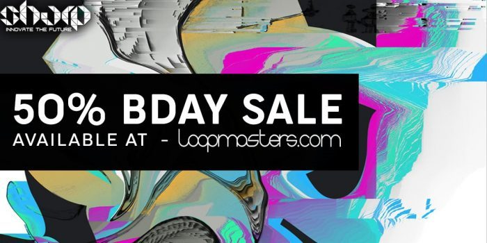 Sharp Birthday Sale