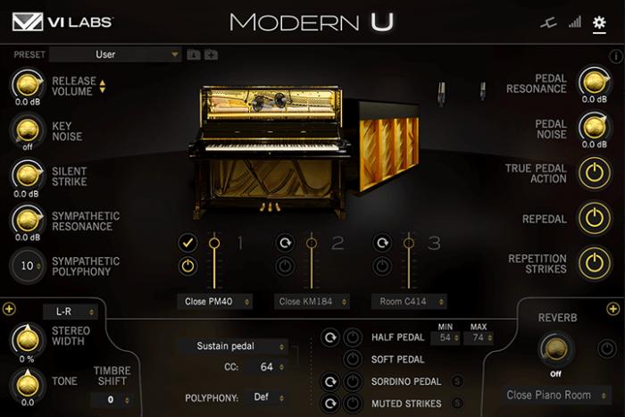 VI Labs Modern U