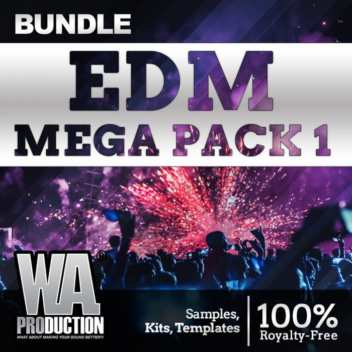 WA Production EDM Mega Pack 1