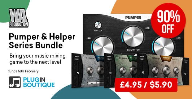 WA Helper Pumper Series 5 USD