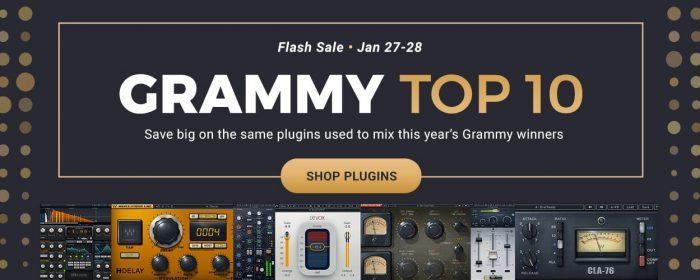 Waves Audio Grammy Top 10