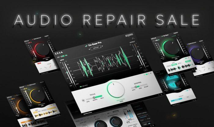 Accusonus Audio Repair Sale