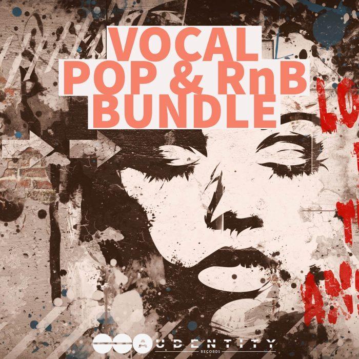 Audentity Records Vocal Pop & RnB Bundle