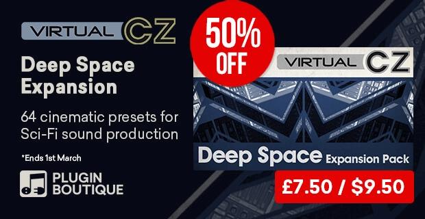 Deep Space VirtualCZ 50 OFF