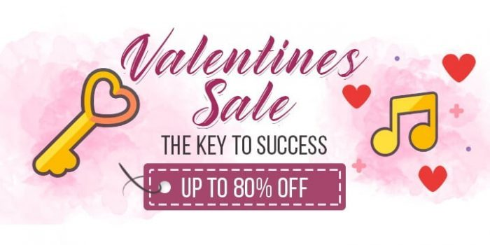 Ghosthack Valentines Day Sale