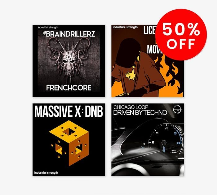 ISS sale 50 off