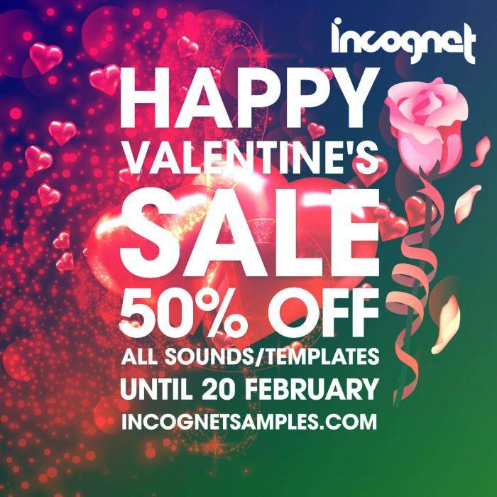 Incognet Valentines Day Sale