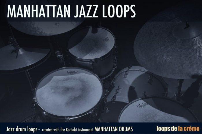 Loops de la Creme Manhattan Jazz Loops