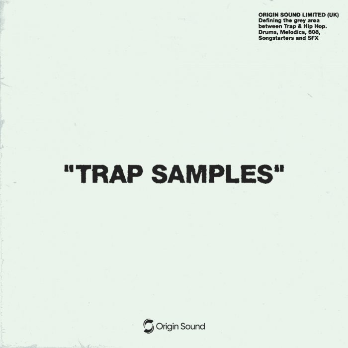 Origin Sound Trap Samples