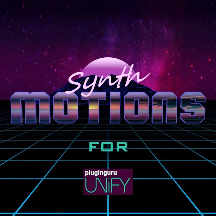 Particular Sound Synth Motions Vol 1 for Unify
