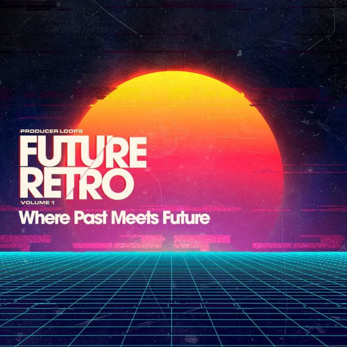 Producer Loops Future Retro