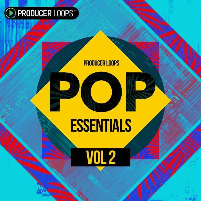 Producer Loops Pop Essentials Vol 02