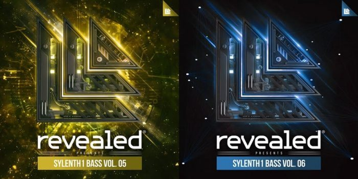 Revealed Sylenth1 Bass Vol 5 and 6
